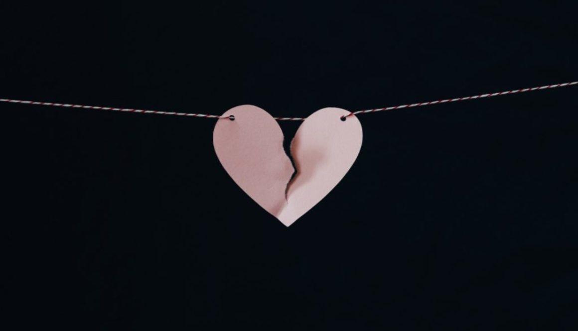 Broken heart edit